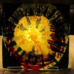 Glass Icon i