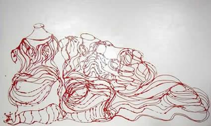 Lara Mastrofini: AllegoryII - Three Generations