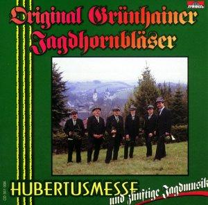 Hubertusmesse und zünftige Jagdmusik
