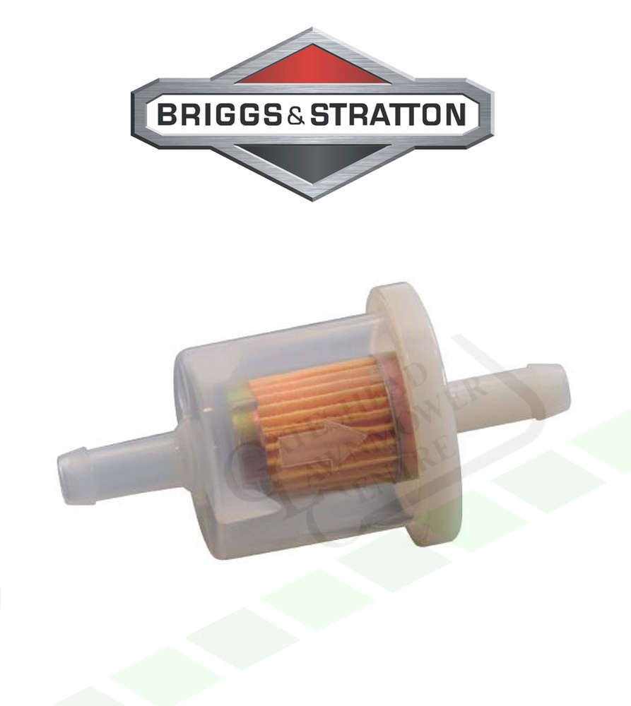 hight resolution of briggs stratton fuel filter for intek avs vanguard engines lawnmower world