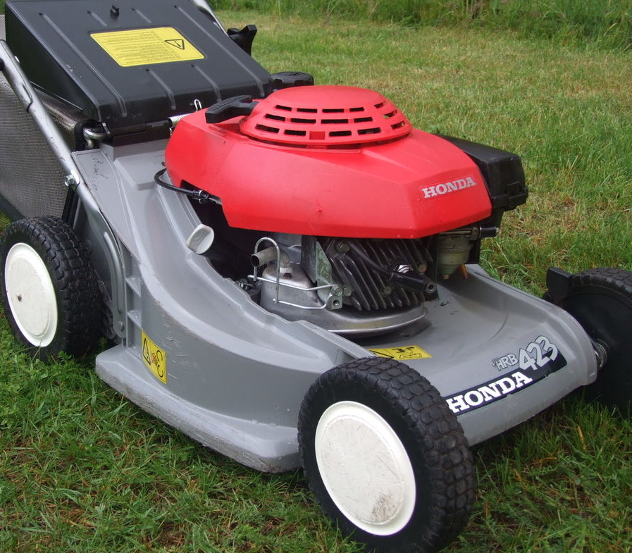 Honda Motor Mowers Uk