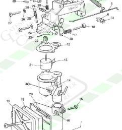 atco qualcast zenith tca 2 carb diagram carburettor [ 815 x 1147 Pixel ]