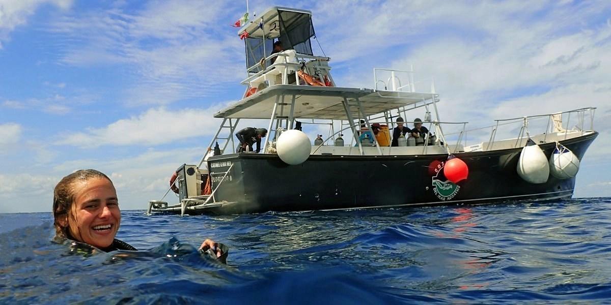 Dive Cozumel Boats