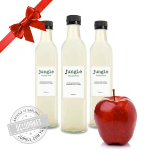 Elma sirkesi ürün fotoğrafı