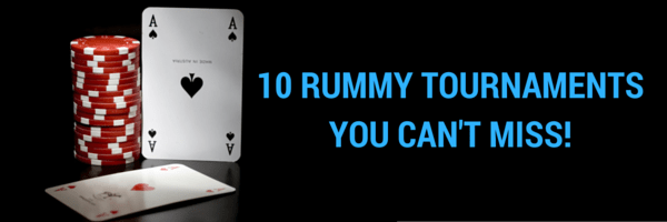 rummy tournaments