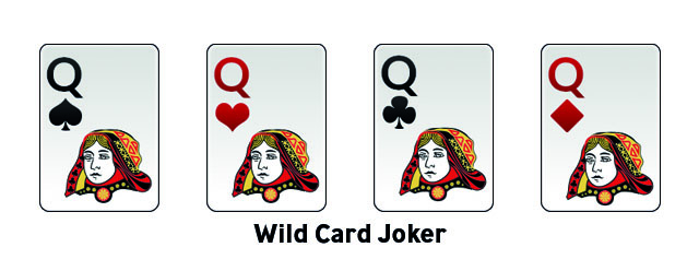 Wild Card Joker in Rummy Example
