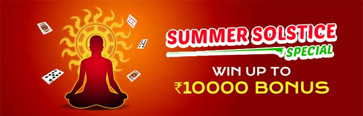 summer solstice junglee rummy promotions