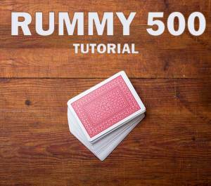 How to play 500 Rummy