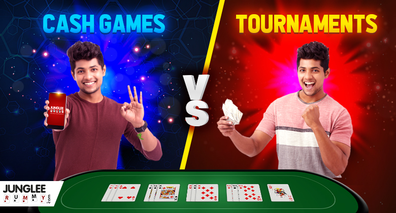 Cash Games vs Tournaments