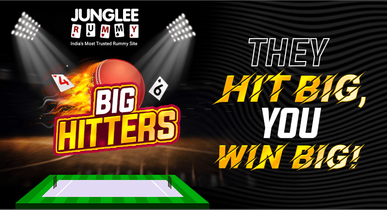 Big Hitters: They Hit Big, You Win Big!