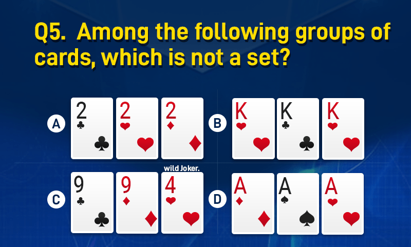 Which is a set