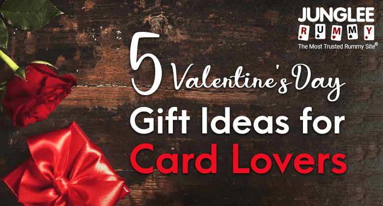 Valentine Gift Ideas for Card Lovers