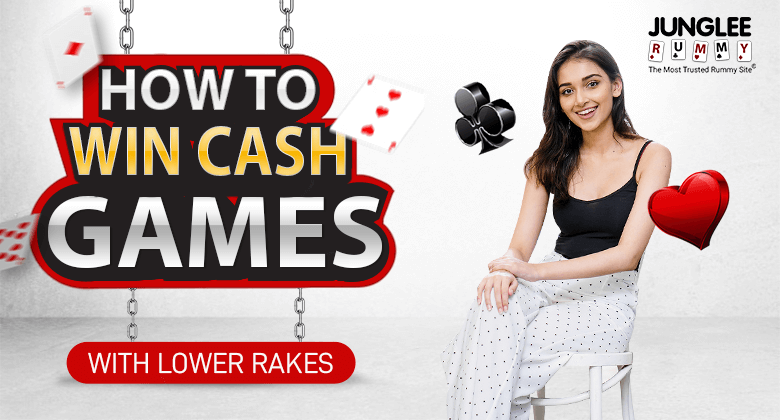 Win Cash Games with Lower Rakes