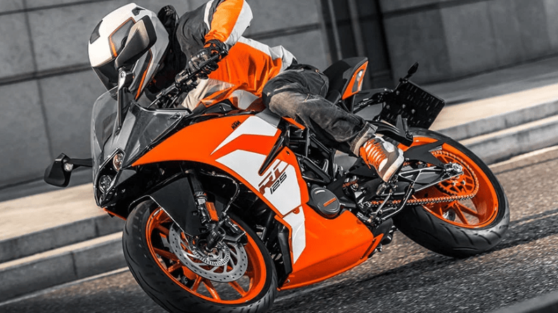 All new KTM RC-125 Launched in India