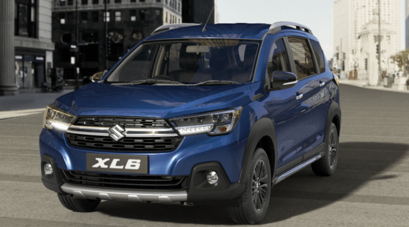 Maruti Suzuki XL6 the newest MPV launched in India at a starting price of Rs. 9.79 Lakh. (Ex-showroom price Delhi).