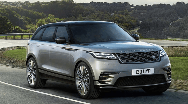 Range Rover Velar comes with many color options like- Fuji White, Narvik Black, Indus Silver, Firezen Red Metallic. Byron Blue Metallic,