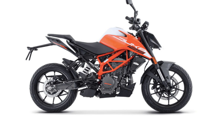 KTM Duke 125 BS6 launched in India at a starting price of Rs. 1.70 Lakh onwards Ex-showroom Delhi which is 8,800 costly than the older 125cc Duke.