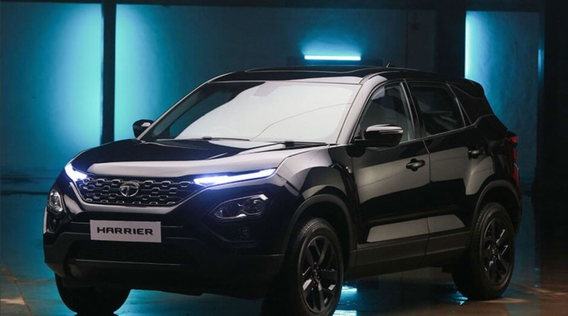 Tata Harrier XZ Dark Edition launched in India at a starting price of Rs. 18.35 Lakh rupee onwards ex-showroom Patna. Tata gives a new badging