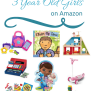 Best Gifts Ideas For 3 Year Old Girls On Amazon