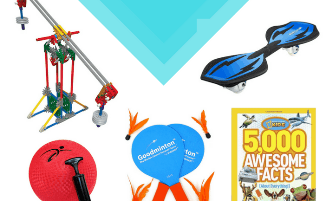 Best Gifts Ideas For Older School Age Boys 9 To 10