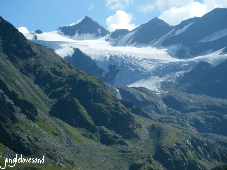 Alpen 2. Etappe 28.08. Italia Gavia Pass (1)