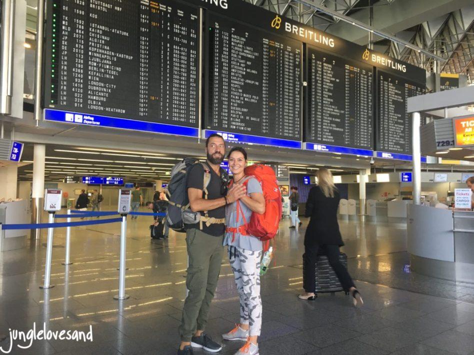 Flughafen FRA