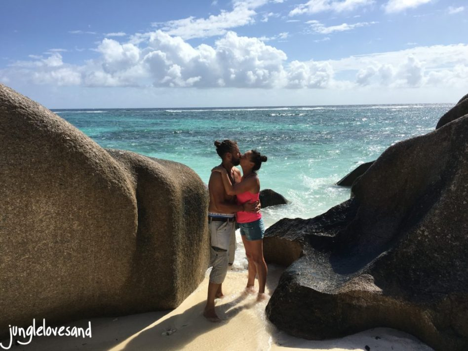 La Digue, Anse source d'agent