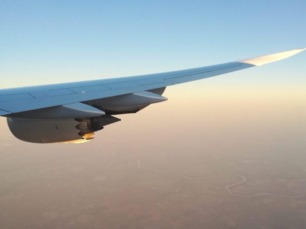 Argentinien Ankunft