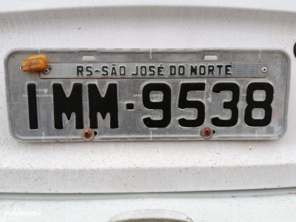 Brasilien Sao José do Norte