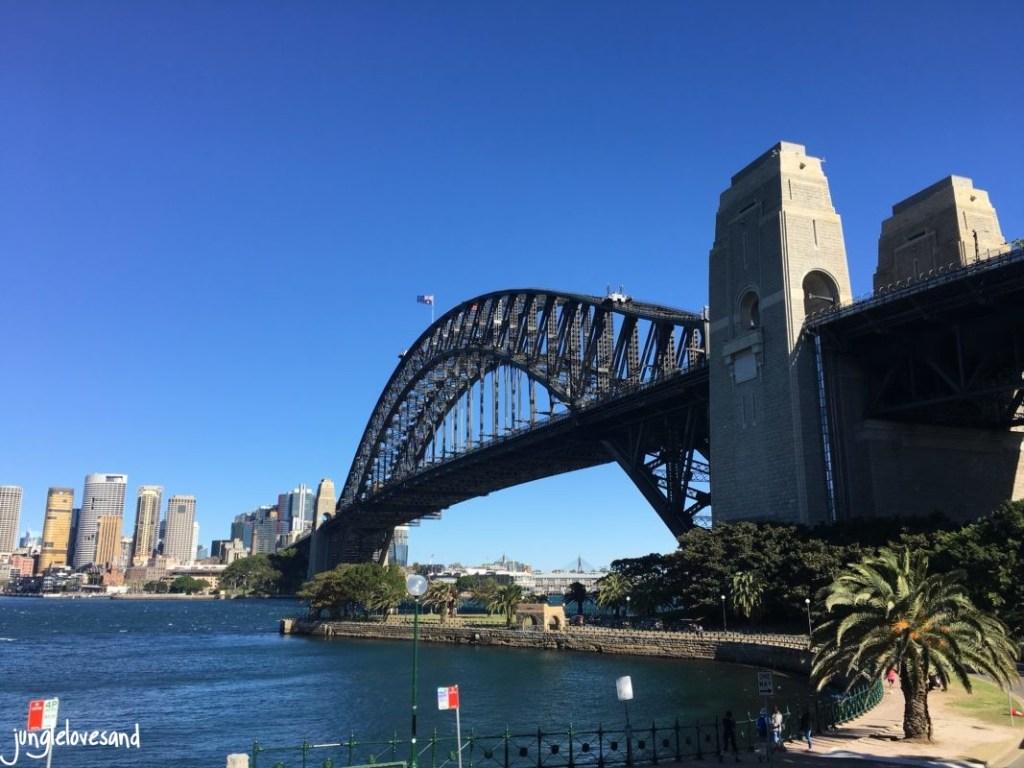 Australien_Sydney_Habour Bridge