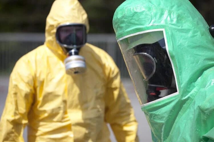 The Coronavirus on Amazon: 44M Medical Masks, 20K Hazmat Suits Sold