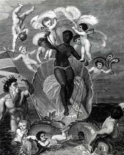 The Voyage of the Sable Venus from Angola to the West Indies | Royal Museums Greenwich