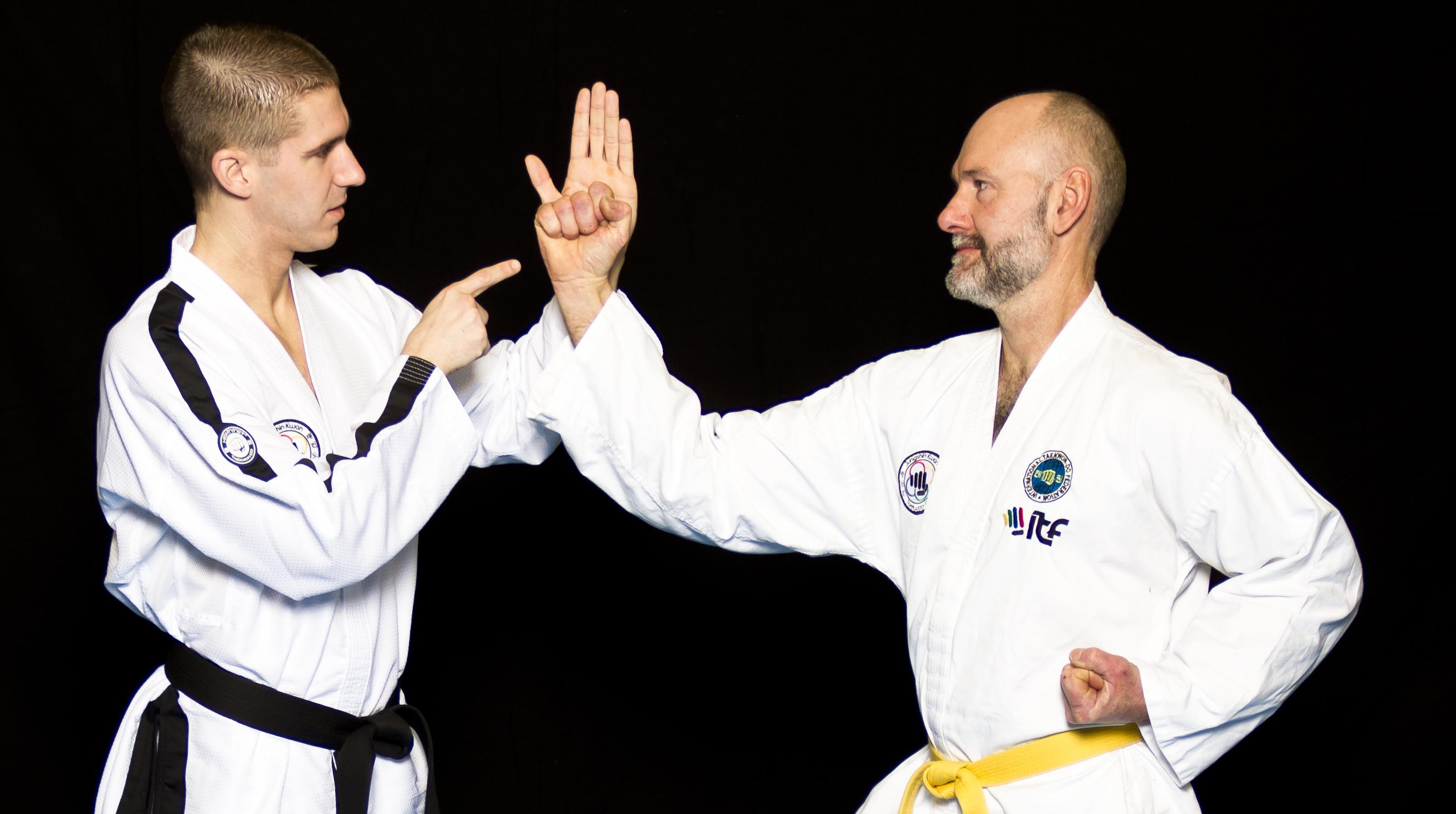 Personal Taekwon-Do Training
