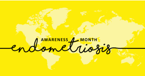 March is endometriosis awareness month