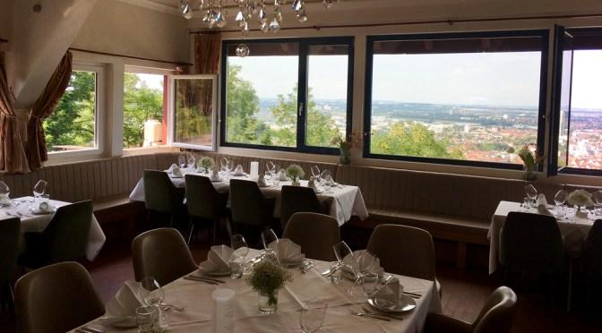 Panorama Restaurant Fellbach.