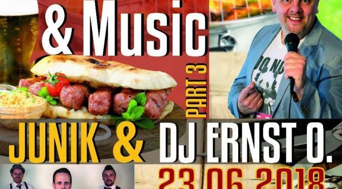 Junik live erleben :: Cevapcici & Music Vol. 3