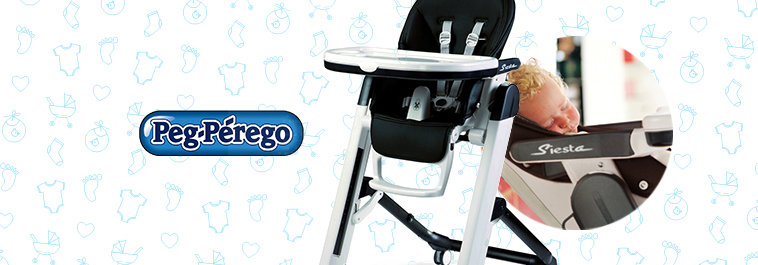 High Chairs  Peg Perego  Oxo Baby  Phil and Teds
