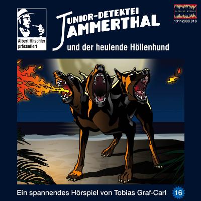 Juniordetektei Jammerthal (16) Der Heulende Höllenhund (JJ)