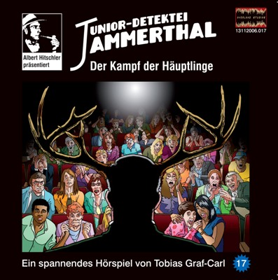 Juniordetektei Jammerthal (17) Kampf der Häuptlinge