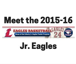 Meet the 2015-16 Jr. Eagles
