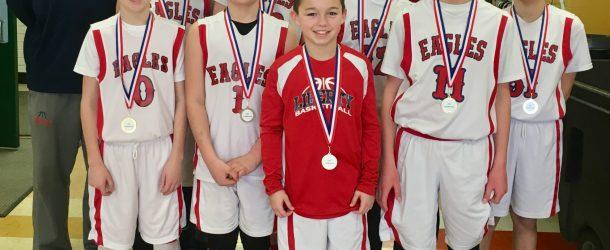2021-22 Jr. Eagles Basketball Registration