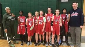 Girls Basketball Camp at Liberty High School