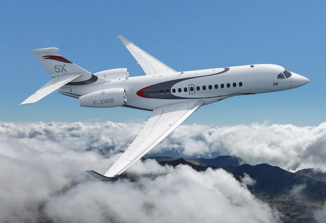 Article aviation Junior ESTACA Paris Saclay Falcon 5X