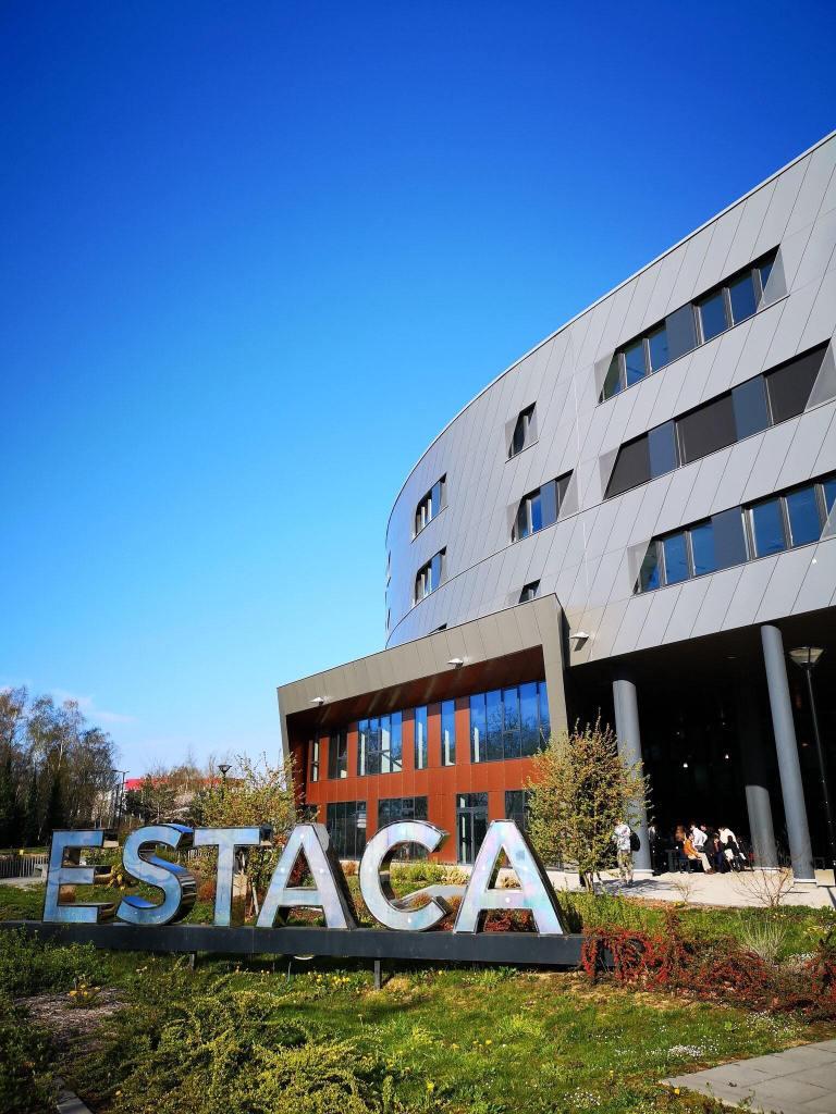 Article congrès régional printemps Junior ESTACA Paris-Saclay Vue de l'ESTACA