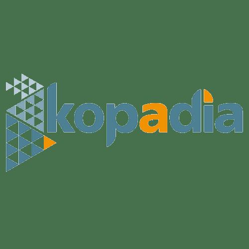 Logo de kopadia : client de JEPS