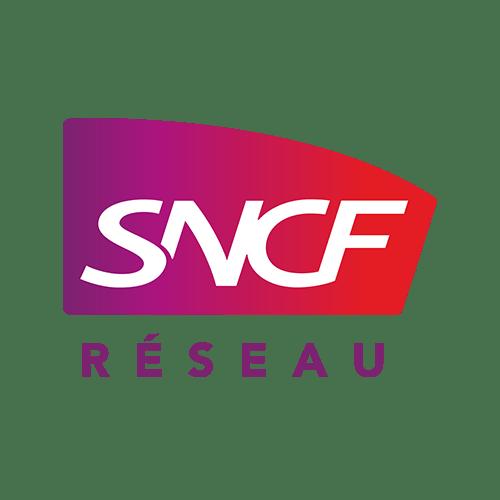 Logo de SNCF réseau : client de JEPS