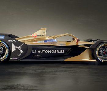 Formula E DS et Techeetah