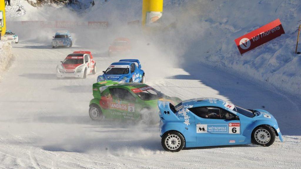 Image du trophée de sport automobile électrique : le trophée Andros