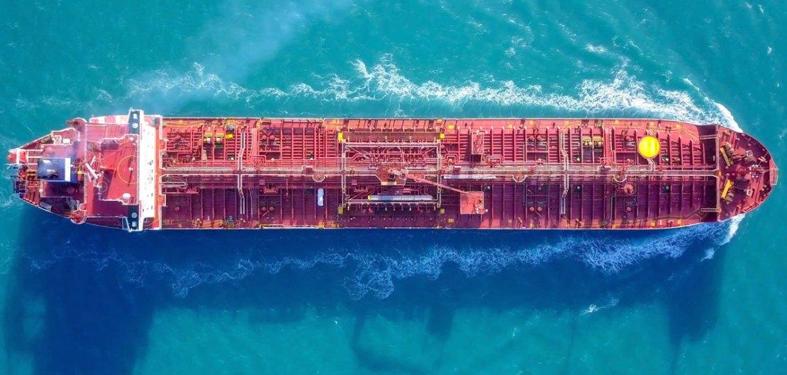 (émissions des navires) Tanker GNL et pile à combustible