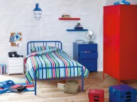 Locker industrial-style bedroom furniture for boys at Next ...